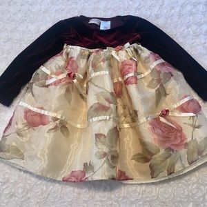 💜Blueberi Boulevard Beautiful Little girls dress